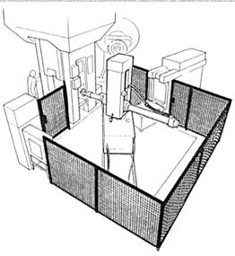 06. Protecciones colectivas en la industria : Resguardo  distanciador